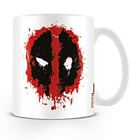 Deadpool - Tasse Splat