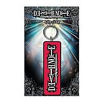 Death Note - Schlüsselanhänger Logo