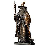 Der Hobbit - Bronzeskulptur Gandalf