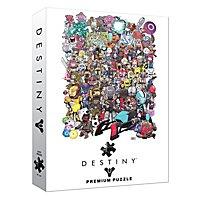 Destiny - Puzzle Artwork