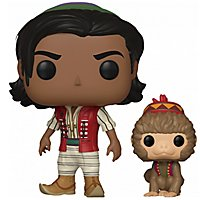 Disney - Aladdin mit Äffchen Abu (Live Action) Funko POP! Figur