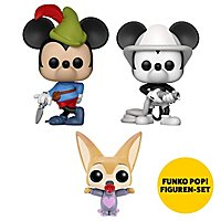 Disney - Disney Funko POP! 3er Figuren-Set