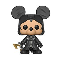 Disney: Kingdom Hearts - Organization 13 Mickey w/ Glow Funko POP! Figur (Exclusive) (Chase Chance)