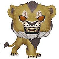 Disney - Löwe Scar aus König der Löwen Funko POP! Figur