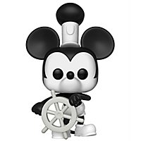 Disney - Mickey's 90th - Steamboat Willie Funko POP! Figur