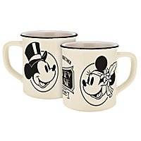 Disney - Tasse Mickey & Minnie Vintage Happy Time