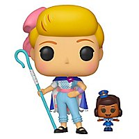 Disney - Toy Story 4 Bo Peep und Officer McDimples Funko POP! Figur