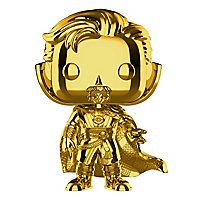 Doctor Strange - Doctor Strange (Gold Chrome) Funko POP! Bobble-Head Figur