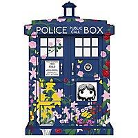 Doctor Who - Tardis: Clara Memorial Super Size Funko POP! Figur