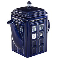 Doctor Who - Teekanne Tardis