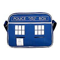 Doctor Who - Umhängetasche Tardis