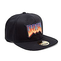 Doom - Logo Snapback Cap Cap