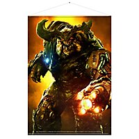 Doom - Wallscroll Cyber Demon