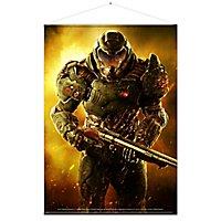 Doom - Wallscroll Marine