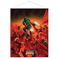 Doom - Wallscroll Retro
