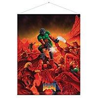 Doom - Wallscroll Retro