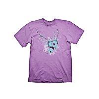 DOTA 2 - Girlie-Shirt Puck mit Ingame-Code