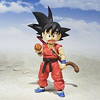 Dragon Ball - Actionfigur Kid Goku S.H. Figuarts