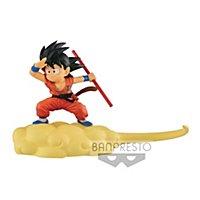 Dragon Ball - Dekofigur Son Goku auf Jindujun