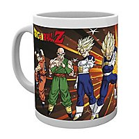 Dragon Ball Z - Tasse Fighters