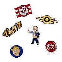 Fallout - Ansteck-Pin Set Fallout 76