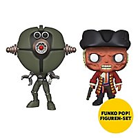 Fallout - Fallout Funko POP! 2er Figuren-Set