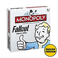 Fallout - Monopoly Brettspiel (Englische Version)