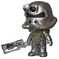 Fallout - T-51 Power Armor 5 Star Funko Figur