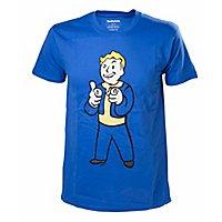 Fallout - T-Shirt Vault Boy Shooting Fingers