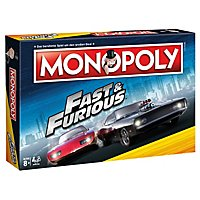Fast & Furious - Monopoly Fast & Furious