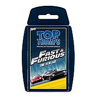 Fast & Furious - Top Trumps Fast & Furious Kartenspiel