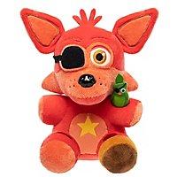 Five Nights at Freddy's - Rockstar Foxy Plushie aus Pizzeria Simulator