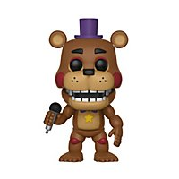 Five Nights at Freddy's - Rockstar Freddy Funko POP! Figur