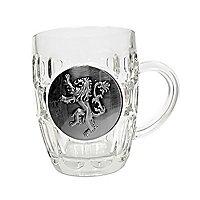 Game of Thrones - Bierglas Lannister