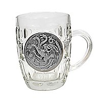 Game of Thrones - Bierglas Targaryen