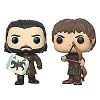 Game of Thrones - BOTB Ramsay Bolton & Jon Snow Funko POP! 2-Pack