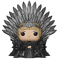 Game of Thrones - Cersei Lannister auf dem Eisernen Thron Funko POP! Deluxe Figur
