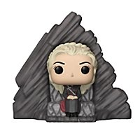 Game of Thrones - Daenerys auf Dragonstone Thron Funko POP! Figur