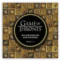 Game of Thrones - Die Adelshäuser von Westeros Buch