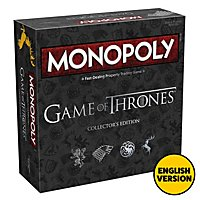 Game of Thrones - Monopoly Brettspiel Deluxe (Englische Version)