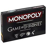 Game of Thrones - Monopoly Brettspiel (englische Version)