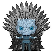 Game of Thrones - Night King auf dem Eisernen Thron Funko POP! Deluxe Figur