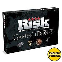 Game of Thrones - Risiko Deluxe Brettspiel (Englische Version)