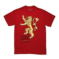 Game of Thrones - T-Shirt Lannister Hear Me Roar