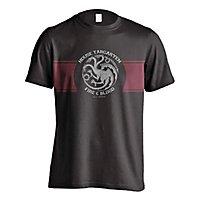 Game of Thrones - T-Shirt Targaryen Stripe