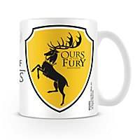 Game of Thrones - Tasse Baratheon Wappen