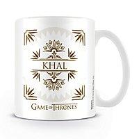 Game of Thrones - Tasse Khal