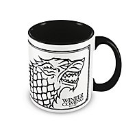 Game Of Thrones - Tasse Stark