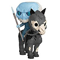 Game of Thrones - White Walker auf Pferd Funko POP! Ride Figur