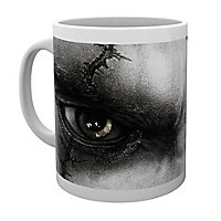 God of War - Tasse Kratos Augen